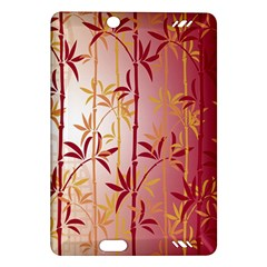 Bamboo Tree New Year Red Amazon Kindle Fire HD (2013) Hardshell Case