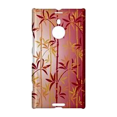 Bamboo Tree New Year Red Nokia Lumia 1520