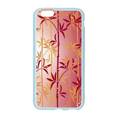Bamboo Tree New Year Red Apple Seamless iPhone 6/6S Case (Color)