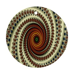 Ektremely Round Ornament (Two Sides)