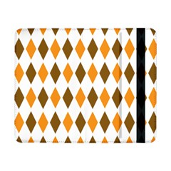 Brown Orange Retro Diamond Copy Samsung Galaxy Tab Pro 8.4  Flip Case