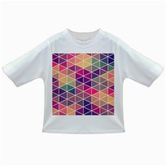 Chevron Colorful Infant/Toddler T-Shirts
