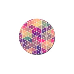 Chevron Colorful Golf Ball Marker (10 pack)