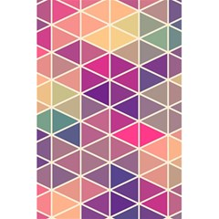 Chevron Colorful 5.5  x 8.5  Notebooks