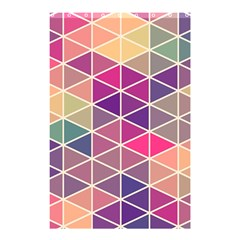 Chevron Colorful Shower Curtain 48  x 72  (Small)
