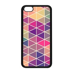 Chevron Colorful Apple iPhone 5C Seamless Case (Black)