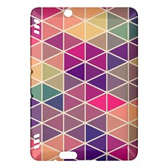 Chevron Colorful Kindle Fire HDX Hardshell Case
