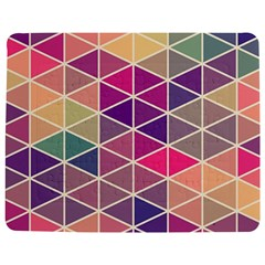 Chevron Colorful Jigsaw Puzzle Photo Stand (Rectangular)