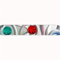 Colorful Glass Balls Small Bar Mats