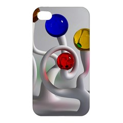 Colorful Glass Balls Apple iPhone 4/4S Hardshell Case