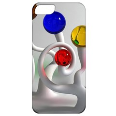 Colorful Glass Balls Apple iPhone 5 Classic Hardshell Case