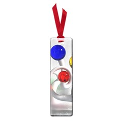 Colorful Glass Balls Small Book Marks
