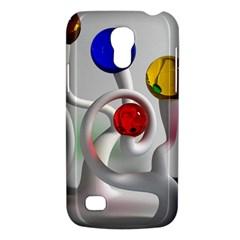 Colorful Glass Balls Galaxy S4 Mini
