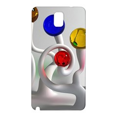 Colorful Glass Balls Samsung Galaxy Note 3 N9005 Hardshell Back Case