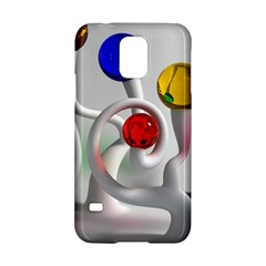 Colorful Glass Balls Samsung Galaxy S5 Hardshell Case