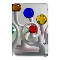 Colorful Glass Balls Samsung Galaxy Tab Pro 12.2 Hardshell Case
