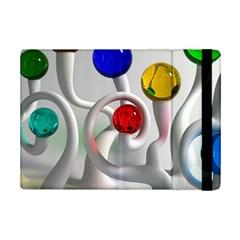 Colorful Glass Balls iPad Mini 2 Flip Cases