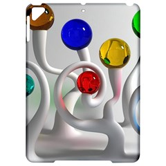 Colorful Glass Balls Apple Ipad Pro 9 7   Hardshell Case