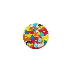 Bear Umbrella 1  Mini Magnets
