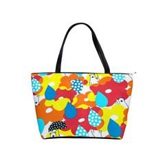 Bear Umbrella Shoulder Handbags