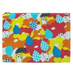 Bear Umbrella Cosmetic Bag (XXL)  Front