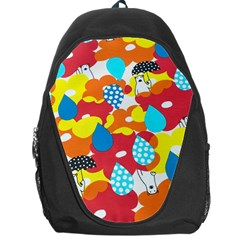 Bear Umbrella Backpack Bag