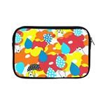 Bear Umbrella Apple iPad Mini Zipper Cases Front
