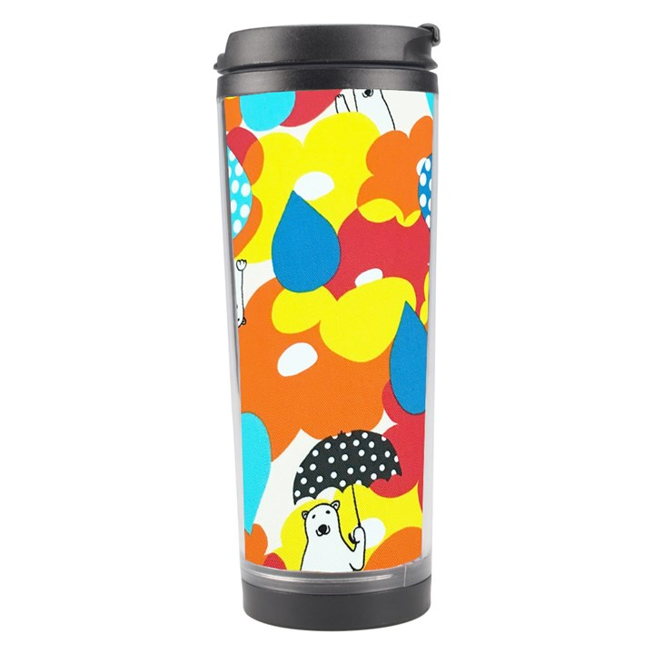 Bear Umbrella Travel Tumbler