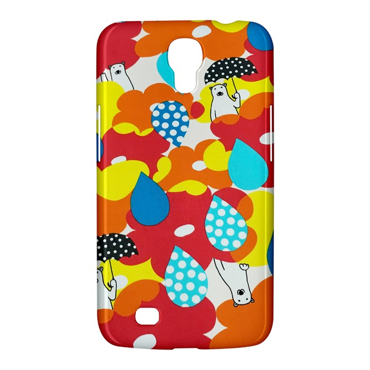 Bear Umbrella Samsung Galaxy Mega 6.3  I9200 Hardshell Case
