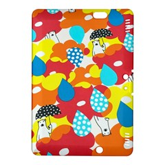 Bear Umbrella Kindle Fire HDX 8.9  Hardshell Case