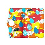 Bear Umbrella Kindle Fire HDX 8.9  Flip 360 Case Front