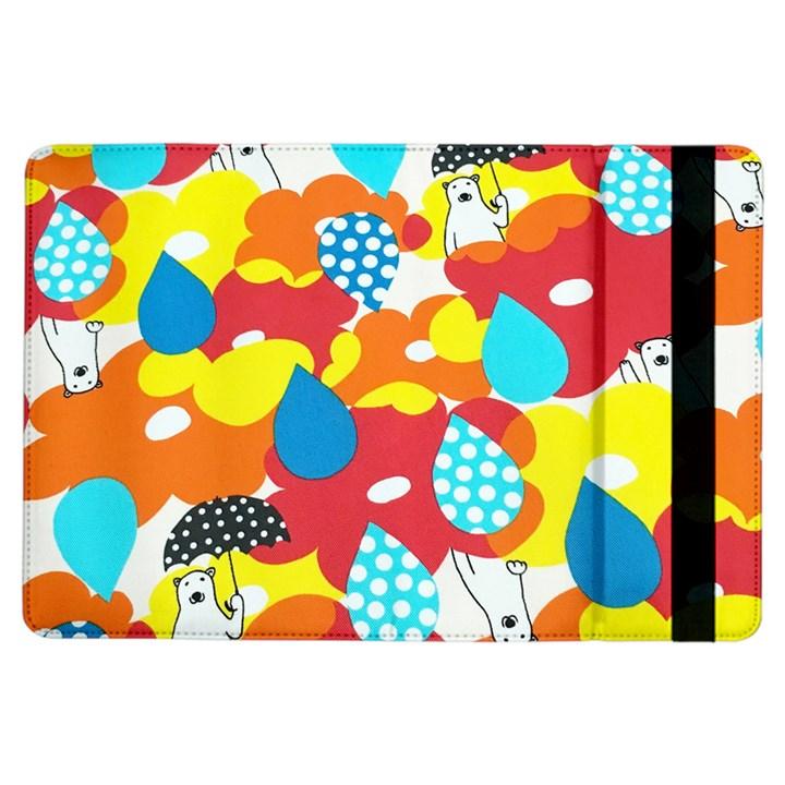 Bear Umbrella iPad Air Flip