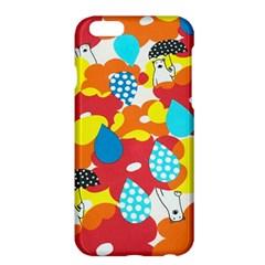 Bear Umbrella Apple iPhone 6 Plus/6S Plus Hardshell Case
