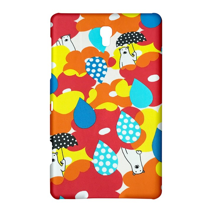 Bear Umbrella Samsung Galaxy Tab S (8.4 ) Hardshell Case