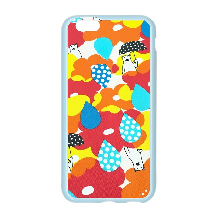 Bear Umbrella Apple Seamless iPhone 6/6S Case (Color)