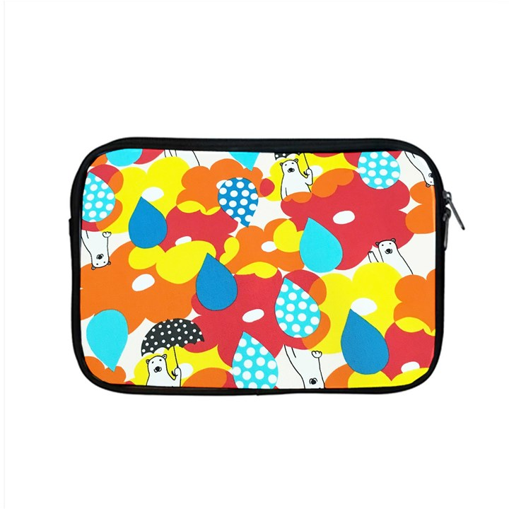 Bear Umbrella Apple MacBook Pro 15  Zipper Case