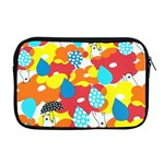 Bear Umbrella Apple MacBook Pro 17  Zipper Case Front