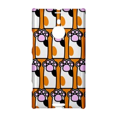 Cute Cat Hand Orange Nokia Lumia 1520