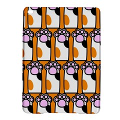 Cute Cat Hand Orange Ipad Air 2 Hardshell Cases