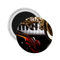 Classical Music Instruments 2.25  Magnets