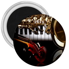 Classical Music Instruments 3  Magnets