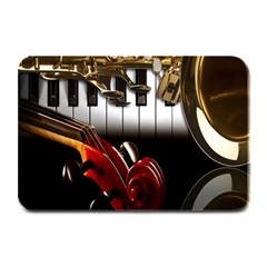 Classical Music Instruments Plate Mats