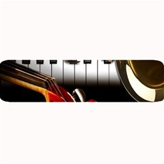 Classical Music Instruments Large Bar Mats