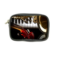 Classical Music Instruments Coin Purse