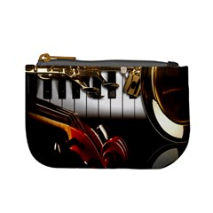 Classical Music Instruments Mini Coin Purses