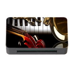 Classical Music Instruments Memory Card Reader with CF