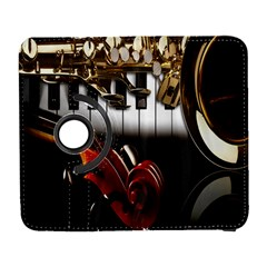 Classical Music Instruments Galaxy S3 (Flip/Folio)