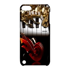 Classical Music Instruments Apple iPod Touch 5 Hardshell Case with Stand