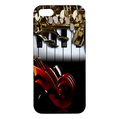 Classical Music Instruments Apple iPhone 5 Premium Hardshell Case