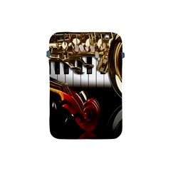 Classical Music Instruments Apple iPad Mini Protective Soft Cases
